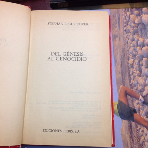 del génesis al genocidio la sociobiología en cuestion.