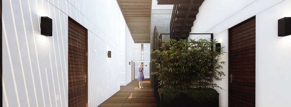 del valle centro, preventa green wood desarrollo con 56 departamentos de lujo