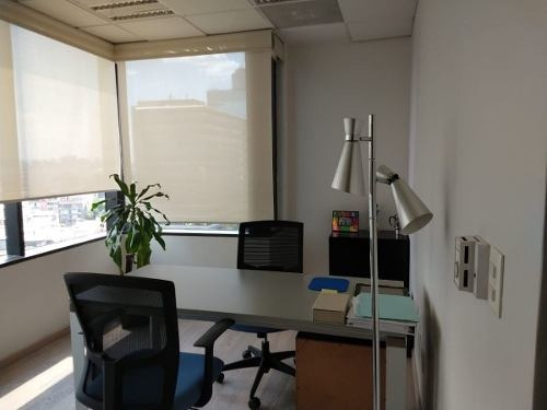 del valle, oficinas en renta  torre hemicor