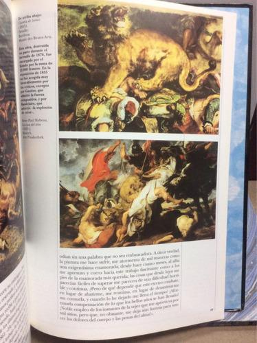 delacroix. impresionismo e inicios de pintura moderna. arte
