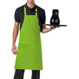 Delantal  Ajustable Chef Mesero Profesional Tela Certificada