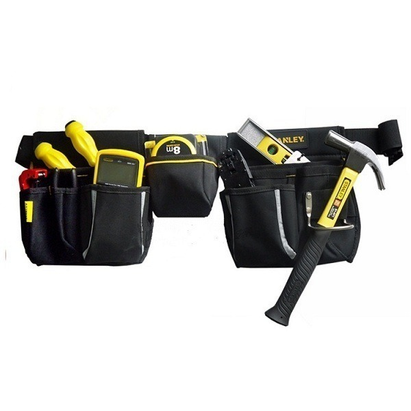 Delantal Cinturon Stanley Stst511304 Porta Herramientas -   1.499 eb9aa4743d8b