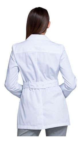 delantal clinico cherokee mujer blanco (2316)