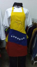 fc76b19c966 Delantales Bandera Chile en Mercado Libre Chile