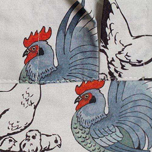 delantal de recolección y recolección de huevos de pollo i