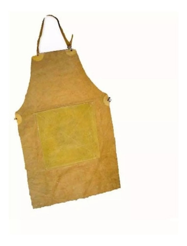 delantal descarne reforzado goma plomada para soldador plomo