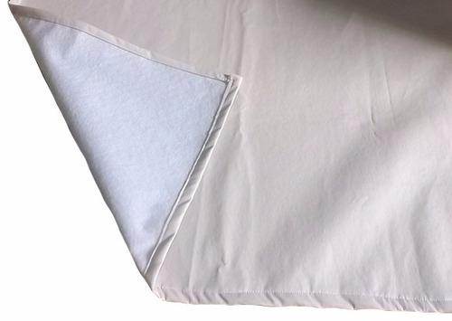 delantal sintético semicuero impermeable