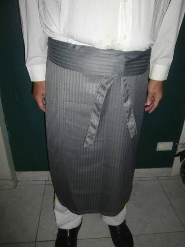 delantales a la cintura especiales para chef o mesoneros
