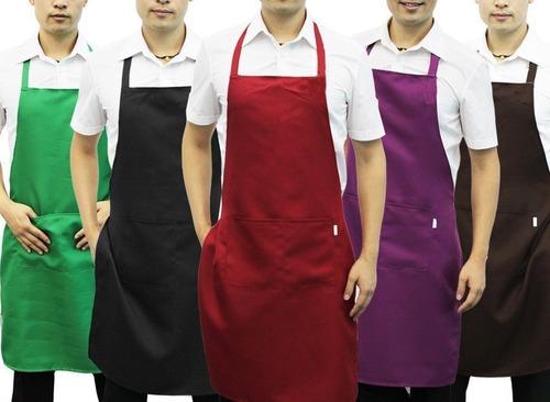 delantales d cocina antimanchas varios colores