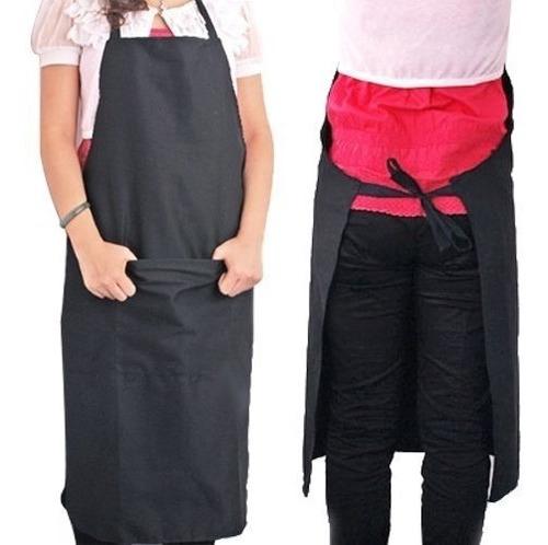 delantales gastronómicos unisex antimanchas