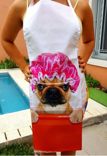 delantales impermeables para el baño de mascotas