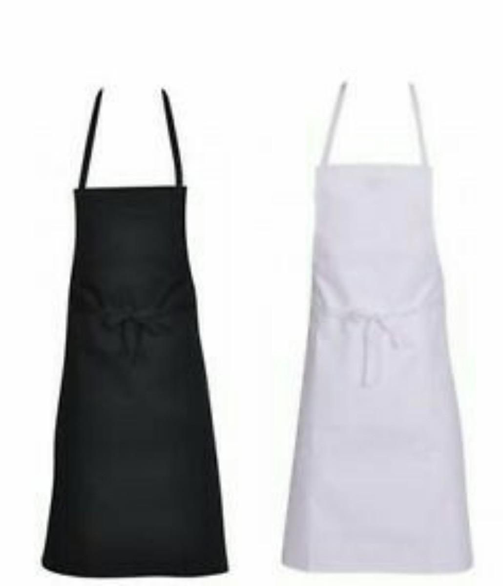 Delantales para chef modelos y colores a su gusto bs 480 00 en mercado libre - Modelos de delantales de cocina ...