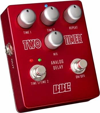 delay analogo bbe two timer - entrega inmediata