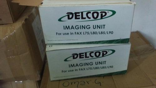 delcop unidad de imagen para fax l75/l80/l85/l90
