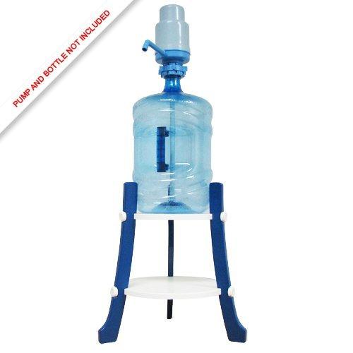 delfín botella de agua de 5 galones dispensador cooler stand