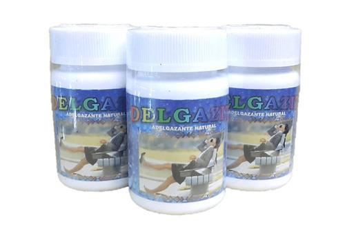 Delgazit Adelgace Con Adelgazit 60 Capsulas Promocion