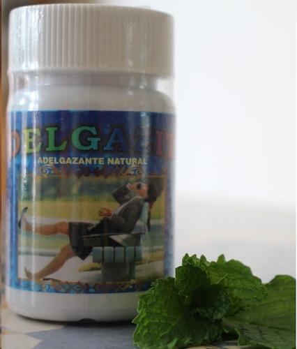 delgazit adelgaza + quema + reduce + natural / 1 unidades