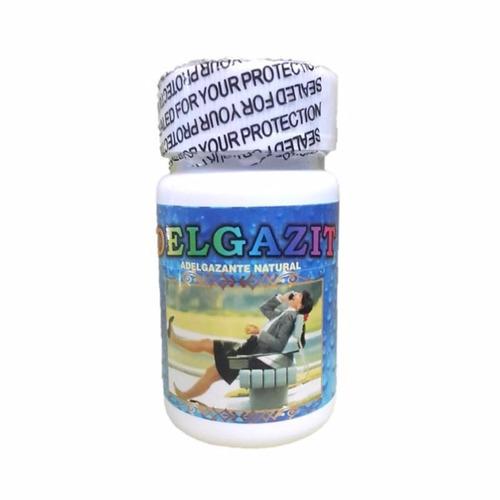 delgazit adelgazante natural adelgazit - 12 frascos