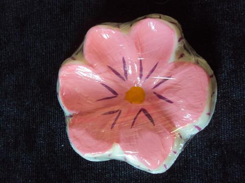 delicado sabonete artesanal para as mãos e corpo laranjeira