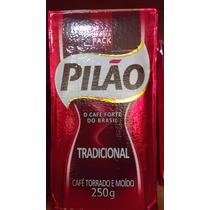 Café Molido Brasilero Bolsa De 250gr. Pilao