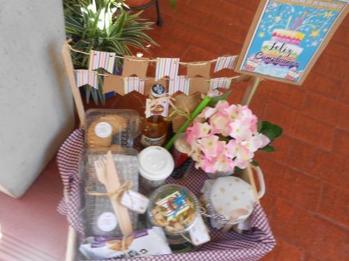 deliciosos desayunos sorpresa picnic
