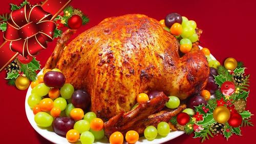 deliciosos pavos navideños, lechones, cenas y mucho más.....