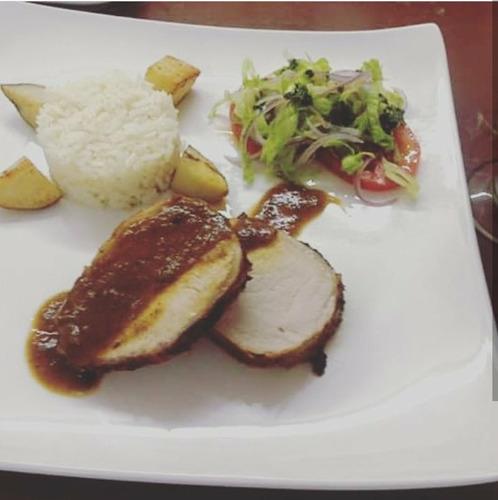 deliciosos platos para eventos,reuniones,cenas románticas