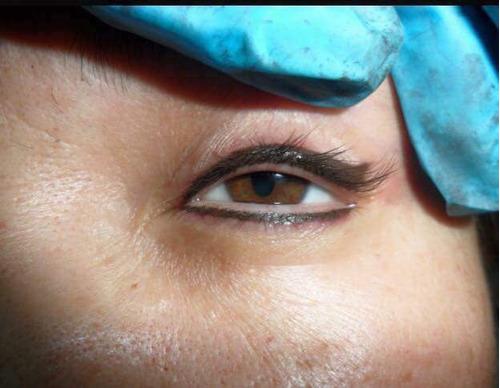 delineado micropigmentacion en cejas , parpados o labios
