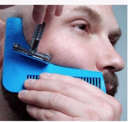 delineador barba peine barba