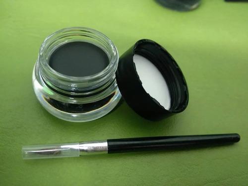 delineador en gel (eyeliner)