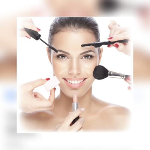 delineador en gel + pincel maquillaje laca