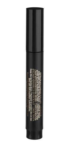 delineador liquido super liner blackbuster loreal paris