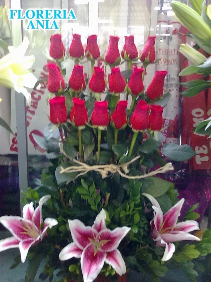 Delivery De Flores En Lima Arreglo Floral Rosas Chorrillos