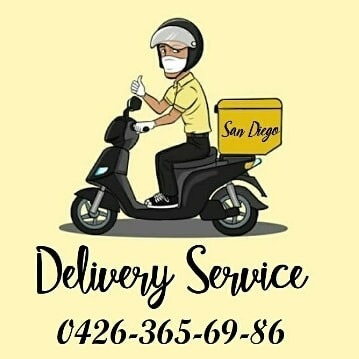 delivery service san diego