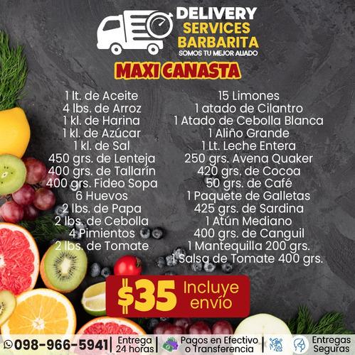 delivery services barbarita