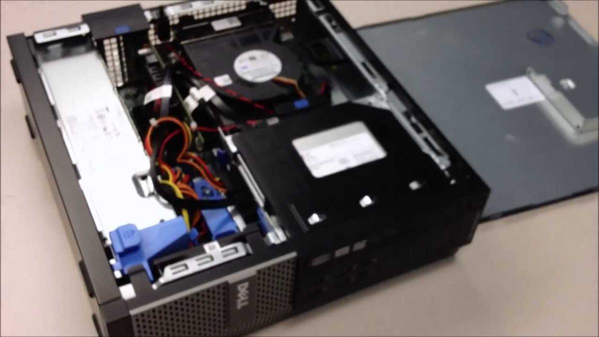 Computador Dell Optiplex 7010 I5 2310 8gb Hd 320 Gabslim
