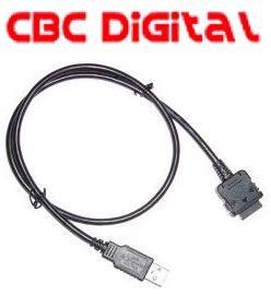 dell axim x3, x3i cable usb alternativo carga y transfiere