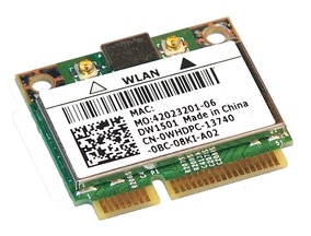 DELL INSPIRON 1545 NOTEBOOK ATHEROS 1515 WLAN HALF MINI-CARD DRIVER DOWNLOAD