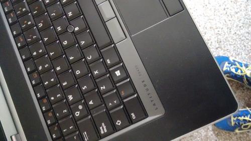 dell e6420 core i7 8ram teclado 128ssd graficos nvidia hd