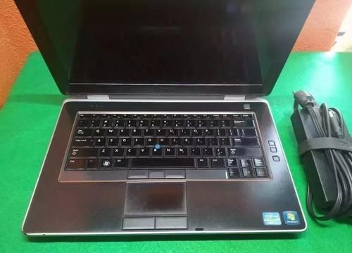 dell e6420 uso rudo core i7 4gb ram 500hdd leve detalle
