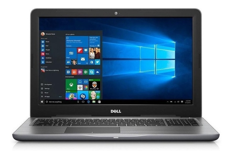 Dell I5567-7292gry I7-7500u 3 5 Ghz 1 Tb 16 Gb 4 Gb Video