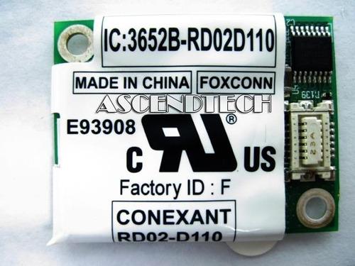 dell inspiron internal 56k modem p/n: xh648