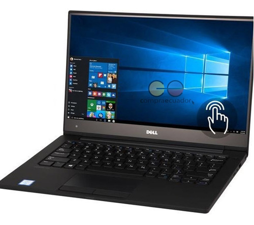 dell laptop 13.3¨ touch core m5 ssd 256gb ram 8gb