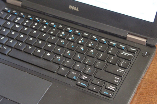 dell latitude e5270 core i5-6300u ssd 240gb  8gb ram