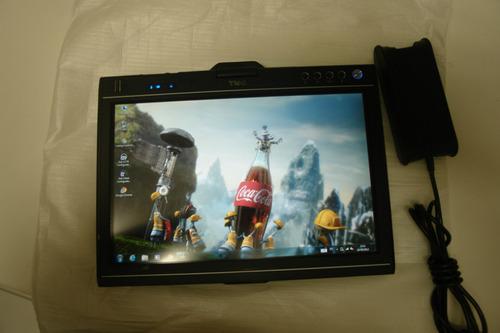 dell latitude xt notebook tablet aceito trocas