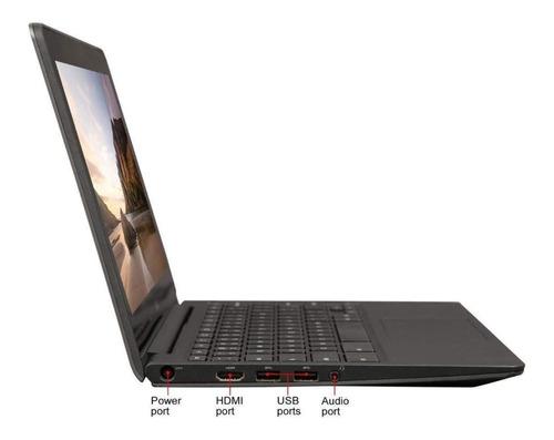 dell notebook chromebook 11 intel, 4gb ram, 16gb