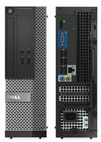 dell optiplex 3020 intel core i3-4130 3.4ghz 4ta gen ram 4gb