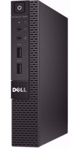 dell optiplex 3020m core i5 8gb 500gb ultracompacto versatil