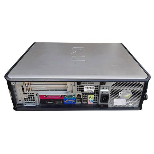 dell optiplex 380 core 2 duo 4gb ddr3 hd 320gb