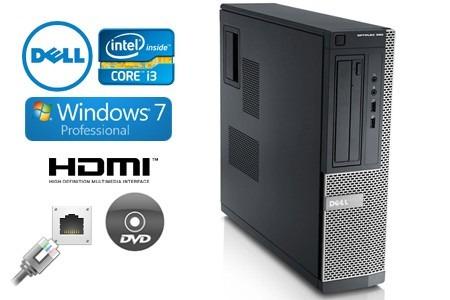 dell optiplex 390  intel core i3 3.3ghz processor 4gb 250gb